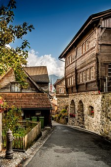 Architecture, Old, Home, Building, Travel, Road, City