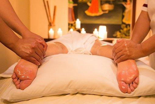Relaxation, Bed, Room, Indoors, Bedroom, Massage