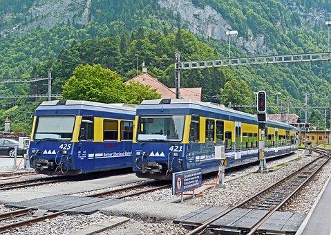 Switzerland, Jungfrau Region, Bob