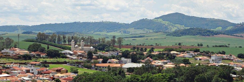 Widescreen, St John The Baptist Of Glory, Minas, Brazil