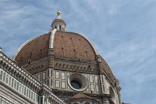 Brunelleschi's Dome, Santa Maria Del Fiore, Firenze