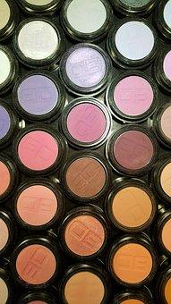 Color Palette, Form, Eye Shadow, Beautician, Polish