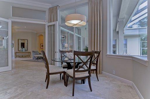 Indoors, Furniture, Room, House, Window