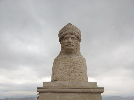 Sculpture, Architecture, Travel, No One, Elazýð, Harput