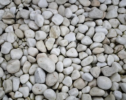 Batch, Stone, Cobble, Rock, Lisa, Texture, Gravel