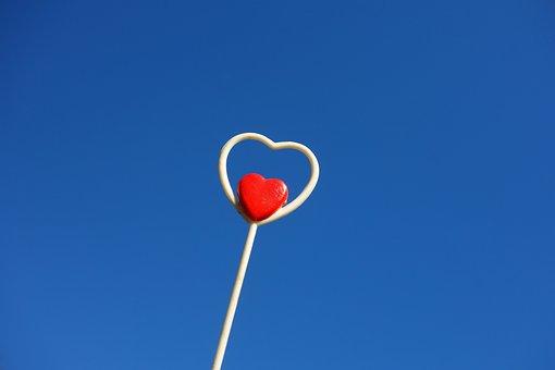 Heart, Red Heart, Love, Symbol, Valentine, Romance