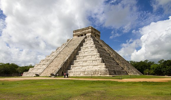 Pyramid, Travel, Architecture, Ancient, Sky, Tourism