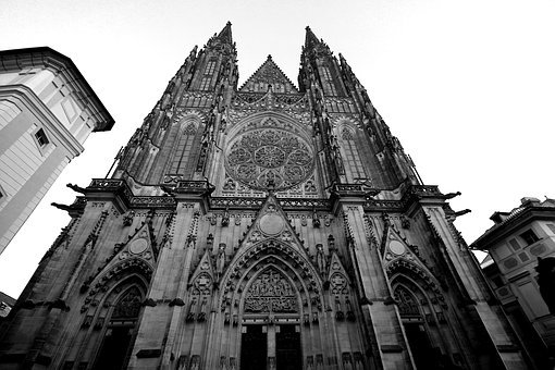 Architecture, Cathedral, Religion, City, Travel