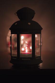 Lamp, Lantern, Light, Illuminated, Candle, Decoration
