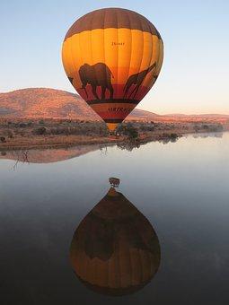 Travel, Balloon, Sky, Hot-air Balloon, Vacation