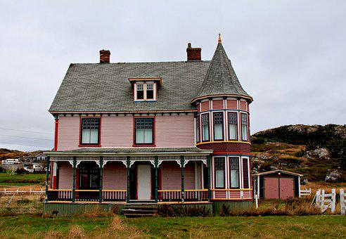 House, Architecture, Building, Old, Outdoors