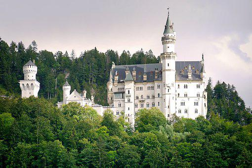 Architecture, Palace, Tower, Old, Travel, Castle