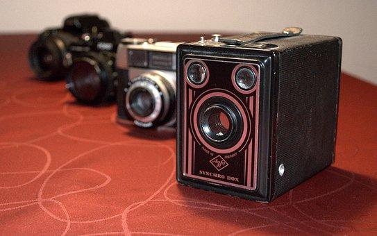 Photo, Photography, Lens, Retro, Classic, Antique