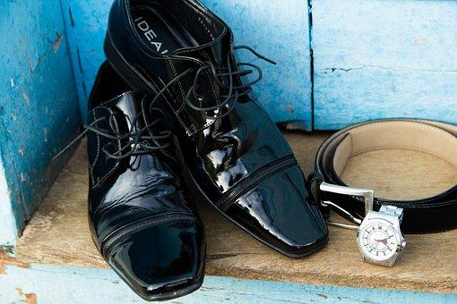 Shoe, Leather, Clothes, Fashion
