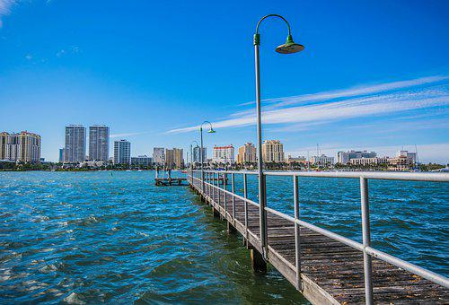 Water, Travel, Sky, Hotel, Architecture, Dock