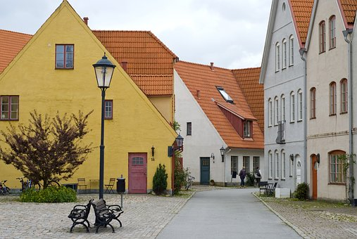 Architecture, House, Building, Family, Roof, Homes