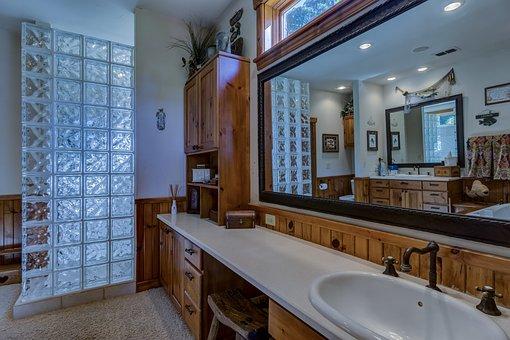 Room, Indoors, Furniture, Table, Window, Inside, House