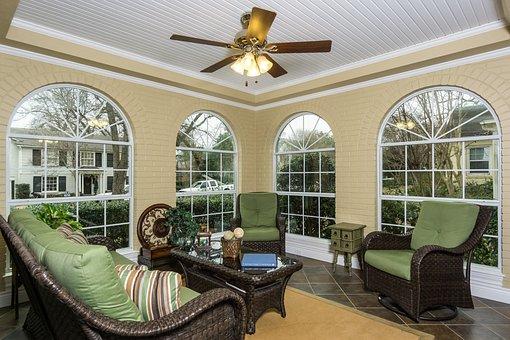 Window, House, Luxury, Furniture, Indoors, Inside