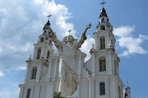 Architecture, Church, Religion, Old, Culture, Cross