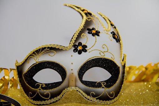 Mask, Carnival, Masquerade, Venetian, Secret, Venice