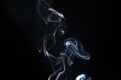Smoke, Press, Incense, Steam, Fog, Burnt, Smell