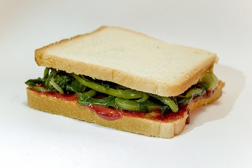 Bread, Snack, Food, Breakfast, Lunch, Succulent, Toast