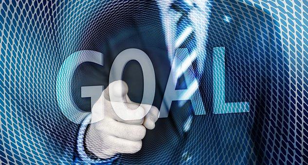 Businessman, Target, Planning, Vision, Goal Target