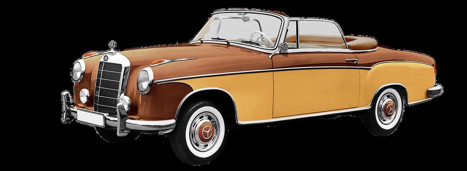 Mercedes Benz, 220 S, Cabriolet, 6-cyl, 2195 Ccm