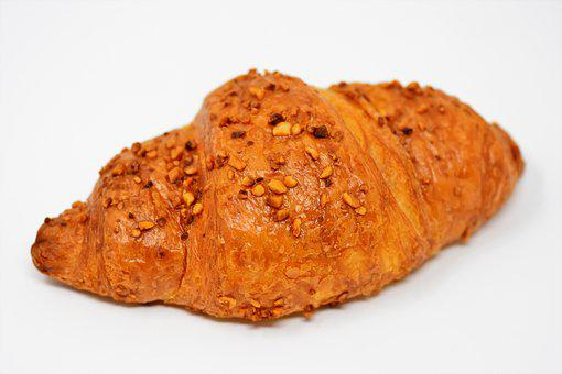 Croissant, Beugel, Crescents, Baked Goods, Food