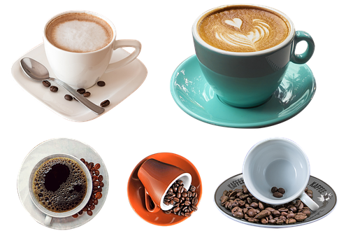 Coffee, Espresso, Cup Containers, Drink, Caffeine