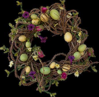 Branch, Nature, Decoration, Flora, Flower, Wreath