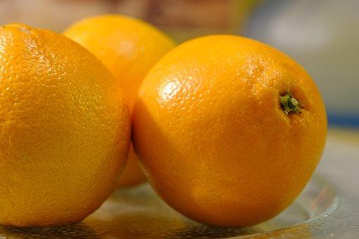 Orange, Mandarin, Clementine, Grapefruit, Fruit