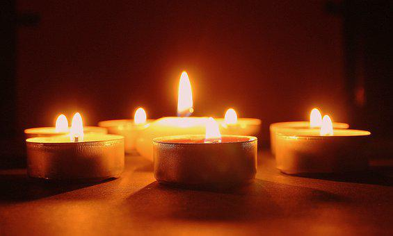 Candles, Heaters, Decoration, Event, Evening, Light