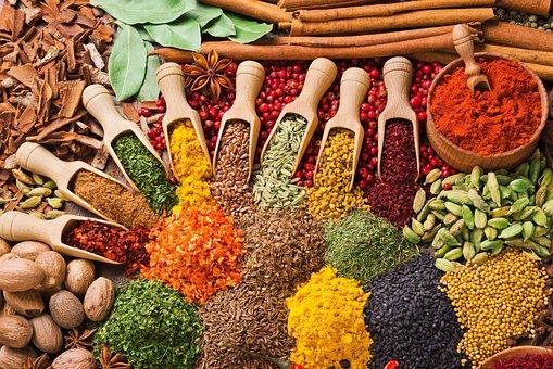 Spices, Pepper, Taste