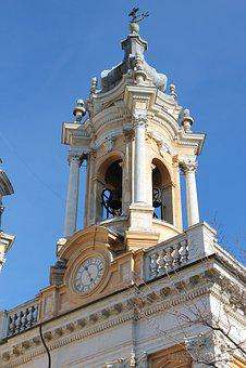 Architecture, Sky, Travel, Big City, Old, Torino