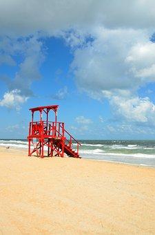 Sand, Sea, Beach, Water, Seashore, Sky, Ocean, Summer