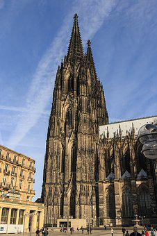 Architecture, Cathedral, Building, Travel, Church, City
