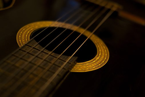 Sound, Guitar, Wood, Acoustic, Music