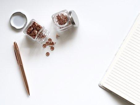 Paper, Page, Document, Business, Desktop, Education