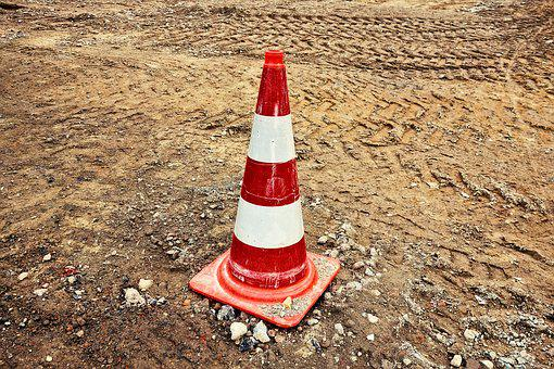 Traffic Cones, Pylons, Witches' Hats, Road Cones