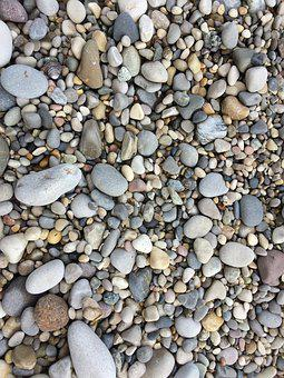 Stone's, Rock, Structure, Gravel, Game, Nature