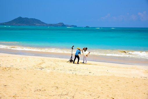 Sand, Beach, Sea, Seashore, Water, Travel, Relaxation