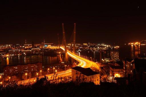 Megalopolis, Panoramic, Travel, The Urban Landscape
