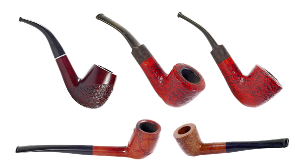 Smoking Pipe, Tobacco, Tube, Smoking, Smoke, Nicotine