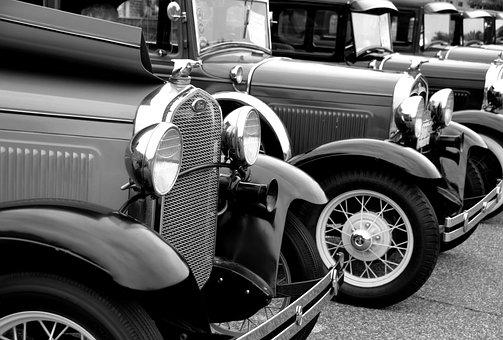 Vehicle, Transportation System, Car, Wheel, Chrome