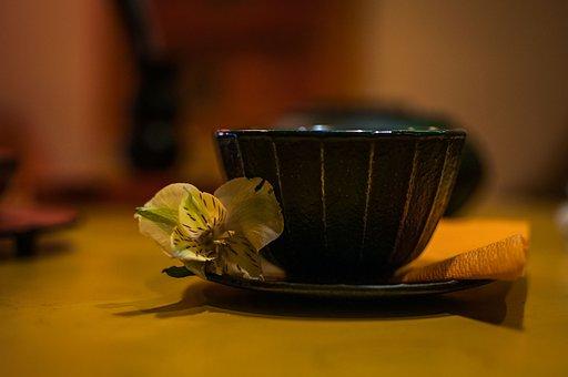 Still Life, The Drink, Tea, Kitchenware, The Darkness