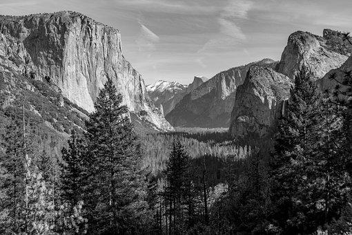 Panoramic, Mountain, Nature, Landscape, Mountain Peak