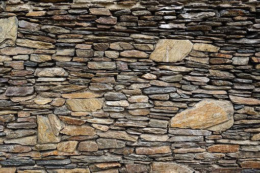 Stone, Wall, Old, Rough, Pattern, Brick, Stonewall