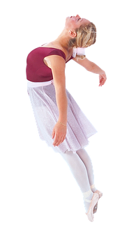 Ballet, Dance, Ballerina, Girl, Dancer, Scarf, Scene