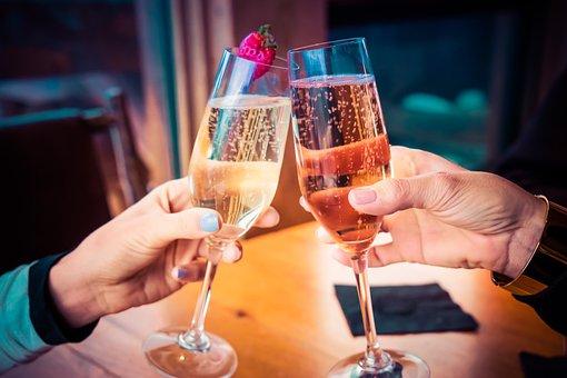 Celebrate, Champagne, Party, Drink, Celebration